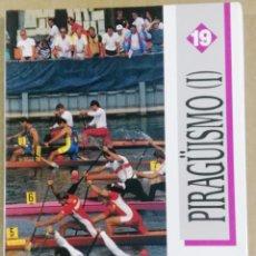Coleccionismo deportivo: PIRAGÜISMO I, COMITÉ OLÍMPICO ESPAÑOL, 19, MADRID, 1993. Lote 152576510