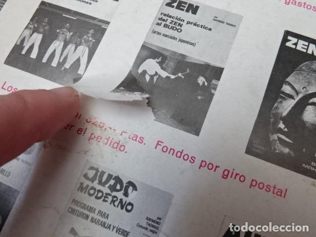 Coleccionismo deportivo: Lote 2 Revistas LAS PESAS nº 118 y 127 Fisico Culturismo Halterofilia Año 1973 1974 Mr Olimpia - Foto 5 - 152640222