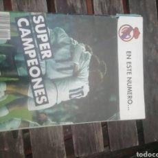 Coleccionismo deportivo: REVISTA REAL MADRID DE LOS 90. Lote 152805482