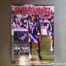 Coleccionismo deportivo: REVISTA EXTREMADURA TODO FUTBOL- EL ASCENSO SE RESISTE AL C.D. BADAJOZ. Lote 152872370