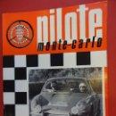 Coleccionismo deportivo: PILOTE MONTE-CARLO. LOTE 8 REVISTAS ANTIGUOS PILOTOS DEL RALLYE DE MONTE-CARLO. AÑOS 70. RARAS. Lote 154294786