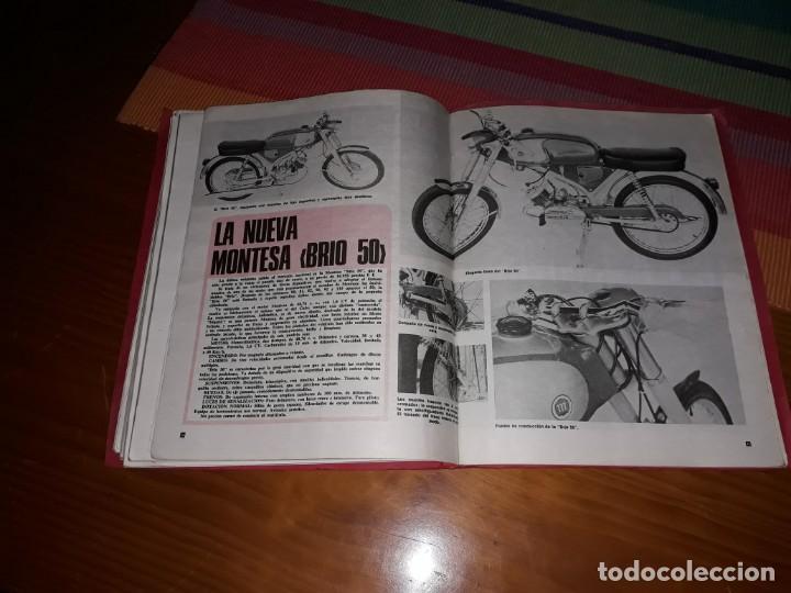 Coleccionismo deportivo: Lote 6 revistas Motociclismo (1969-70-71) - Foto 2 - 155290658