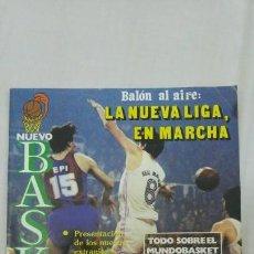 Coleccionismo deportivo: NUEVO BASKET Nº 113 AÑO 1983. Lote 156888358