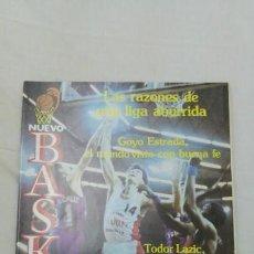 Coleccionismo deportivo: NUEVO BASKET Nº 93 AÑO 1983. Lote 156888990
