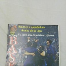 Coleccionismo deportivo: NUEVO BASKET Nº 107 AÑO 1983. Lote 156889474