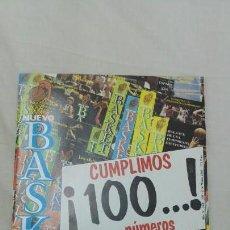 Coleccionismo deportivo: NUEVO BASKET Nº 100 AÑO 1983. Lote 156889758