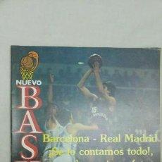 Coleccionismo deportivo: NUEVO BASKET Nº98 AÑO 1983. Lote 156890562