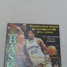 Coleccionismo deportivo: NUEVO BASKET Nº97 AÑO 1983. Lote 156890850