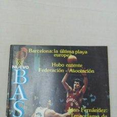 Coleccionismo deportivo: NUEVO BASKET Nº96 AÑO 1983. Lote 156891306
