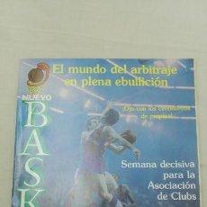 Coleccionismo deportivo: NUEVO BASKET Nº 95 AÑO 1983. Lote 156892526