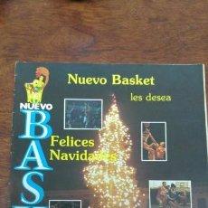 Coleccionismo deportivo: NUEVO BASKET Nº 91 AÑO 1982. Lote 156894678