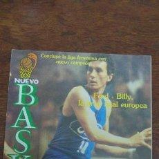 Coleccionismo deportivo: NUEVO BASKET Nº 103 AÑO 1983. Lote 156895786