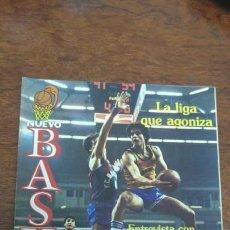 Coleccionismo deportivo: NUEVO BASKET Nº 90 AÑO 1982. Lote 156896146
