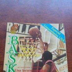 Coleccionismo deportivo: NUEVO BASKET Nº 88 AÑO 1982. Lote 156982022