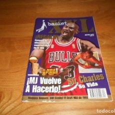 Coleccionismo deportivo: REVISTAS XXL BASKET CON MICHAEL JORDAN Nº 24 BULLS AGOSTO 1997 SIN POSTER. Lote 157231906
