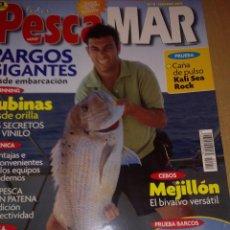 Coleccionismo deportivo: REVISTA PESCA MAR Nº 11 FEBRERO 2004. Lote 159118162