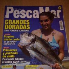 Coleccionismo deportivo: REVISTA PESCA MAR Nº 99 JUNIO DEL 2011. Lote 159123198
