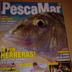 Coleccionismo deportivo: REVISTA PESCA MAR Nº 100 JULIO DEL 2011. Lote 159123786