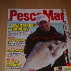 Coleccionismo deportivo: REVISTA PESCA MAR Nº 131 FEBRERO DEL 2014. Lote 159125202