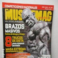 Coleccionismo deportivo: MUSCLEMAG - EDICIÓN ESPAÑOLA Nº 260. Lote 159620766