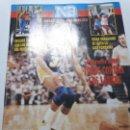 Coleccionismo deportivo: REVISTA DE 1988 NUEVO BASKET Nº NUMERO 172 JORDI VILLACAMPA PLAYOFFS NBA. Lote 160998454