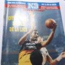 Coleccionismo deportivo: REVISTA DE 1988 NUEVO BASKET Nº NUMERO 166 INDIO DIAZ ESTUDIANTES. Lote 160998978