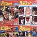 Coleccionismo deportivo: MICHAEL JORDAN & CHICAGO BULLS - REVISTAS ''SUPERBASKET'' (TÍTULOS DE 1991 Y 1992) - NBA. Lote 161031550
