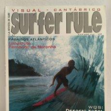 Coleccionismo deportivo: REVISTA DE SURF SURFER RULE NÚMERO 67. Lote 162367486