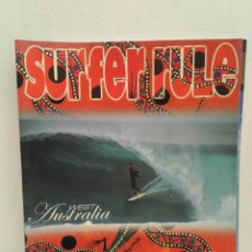 Coleccionismo deportivo: REVISTA DE SURF SURFER RULE NÚMERO 74. Lote 162379862
