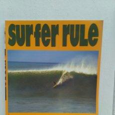 Coleccionismo deportivo: REVISTA DE SURF SURFER RULE NÚMERO 77. Lote 162380724