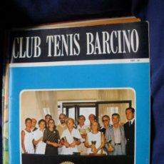 Coleccionismo deportivo: CLUB DE TENIS BARCINO-DICIENBRE 1977N.149. Lote 162960390