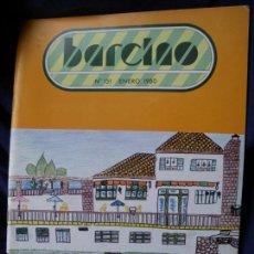 Coleccionismo deportivo: CLUB DE TENIS BARCINO-DICIENBRE 1980 N.151. Lote 162984258