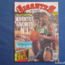 Coleccionismo deportivo: GIGANTES DEL BASKET N.º 307 - 23 SEPTIEMBRE 1991 . Lote 163007650