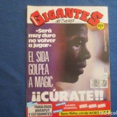 Coleccionismo deportivo: GIGANTES DEL BASKET N.º 315 - 18 NOVIEMBRE 1991. Lote 163009770