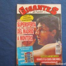 Coleccionismo deportivo: GIGANTES DEL BASKET N.º 360 - 28 SEPTIEMBRE 1992. Lote 163011226