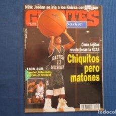 Collectionnisme sportif: GIGANTES DEL BASKET N.º 638 - 20/26 ENERO 1998. Lote 163021070