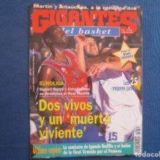 Coleccionismo deportivo: GIGANTES DEL BASKET N.º 643 - 24 FEBRERO / 2 MARZO 1998. Lote 163024038