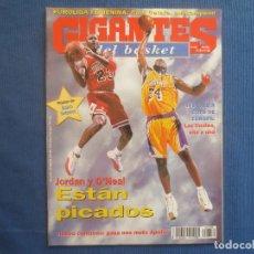 Coleccionismo deportivo: GIGANTES DEL BASKET N.º 650 ABRIL 1998. Lote 163024814