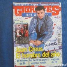 Coleccionismo deportivo: GIGANTES DEL BASKET N.º 688 ENERO 1999. Lote 163026206