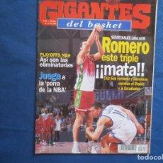 Collectionnisme sportif: GIGANTES DEL BASKET N.º 706 - MAYO 1999. Lote 163033774
