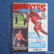 Collectionnisme sportif: GIGANTES DEL BASKET N.º 728 - OCTUBRE 1999. Lote 163035494