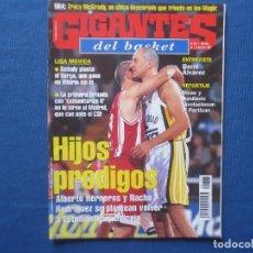 Collectionnisme sportif: GIGANTES DEL BASKET N.º 785 - NOVIEMBRE 2000. Lote 163044358