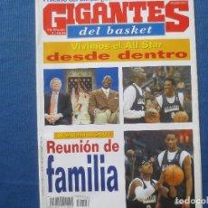 Collectionnisme sportif: GIGANTES DEL BASKET N.º 798 - FEBRERO 2001. Lote 163045082