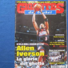 Collectionnisme sportif: GIGANTES DEL BASKET N.º 799 - FEBRERO 2001. Lote 163045294