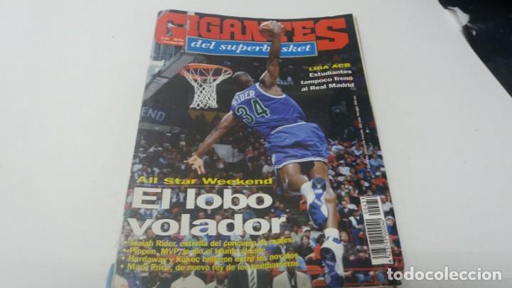 REVISTA DE BALONCESTO GIGANTES DEL BASKET AÑO 1994 N° 433 (Coleccionismo Deportivo - Revistas y Periódicos - otros Deportes)