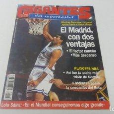 Coleccionismo deportivo: REVISTA DE BALONCESTO GIGANTES DEL BASKET AÑO 1994 N° 446. Lote 163336598
