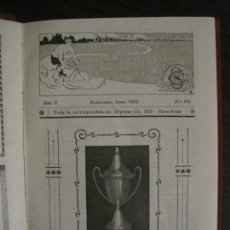 Coleccionismo deportivo: SPORT CICLISTA CATALA-4 VOL ABRIL 1922 DESEMBRE 1928-DEL Nº 116 AL 196-81 NUMEROS-CICLISMO-VER FOTOS. Lote 164604918
