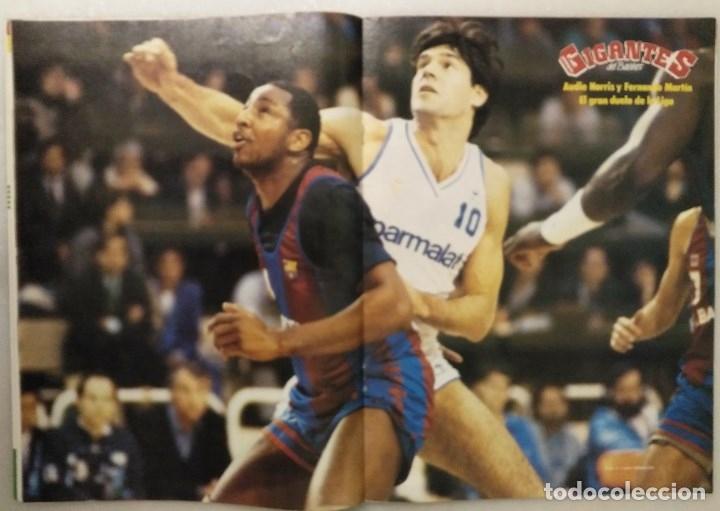 Coleccionismo deportivo: Fernando Martín - Coleccionable de Gigantes (2000) + Muerte (1989) + otras - Foto 30 - 130140043