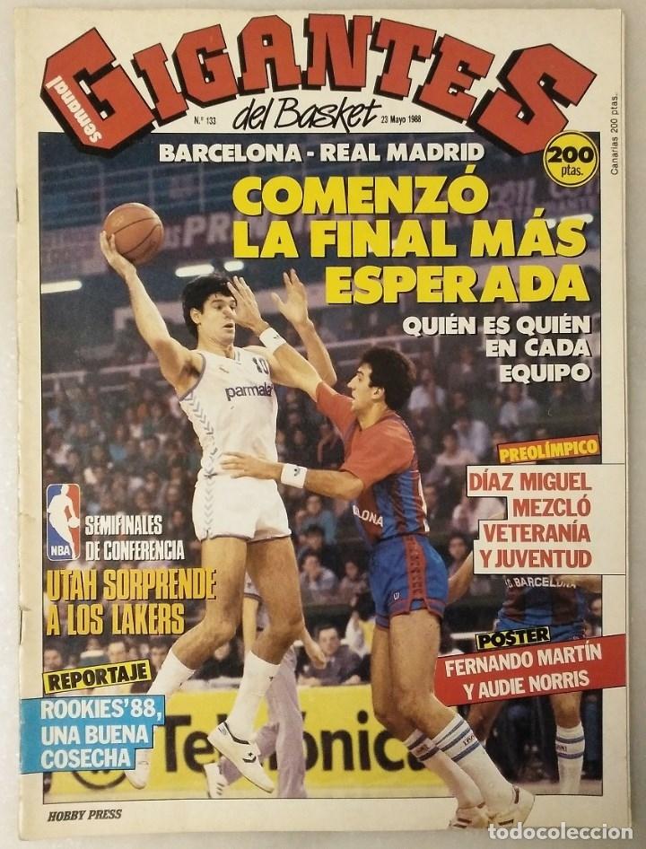Coleccionismo deportivo: Fernando Martín - Coleccionable de Gigantes (2000) + Muerte (1989) + otras - Foto 29 - 130140043