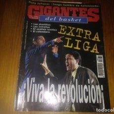 Coleccionismo deportivo: REVISTA DE BALONCESTO GIGANTES DEL BASKET AÑO 1998 N° 670 . Lote 164871022